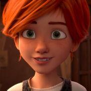 Felicie Milliner smiles