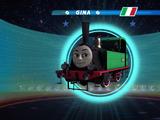 Gina the Italian Engine