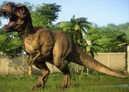 JWE Tyrannosaurus
