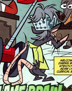 MGPAM Comic Rodent