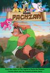 Pachzan (Tarzan) Parody Poster