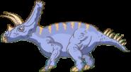 Pentaceratops Math vs Dinosaurs