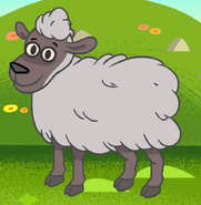 Sheep in turn and learn