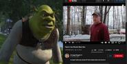Shrek vs Psycho Dad