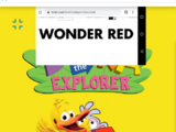 Wonder Red The Explorer