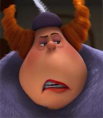Aunt Grizelda