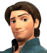Flynn Rider in Kingdom Hearts III
