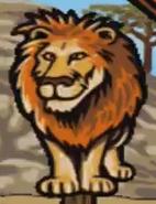 Hugo-lek-och-lar-den-magiska-resan-lion