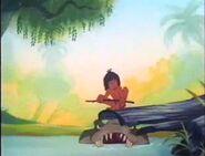 Jungle-cubs-volume03-mowgli-and-crocodile01