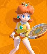 Princess Daisy in Mario Tennis Aces