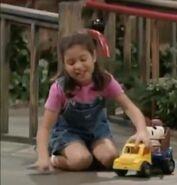 Rachel (from Barney & Friends) as Gianna