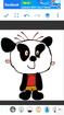 Stanley as Panda