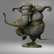 Steam-bian-statue-elephant-01
