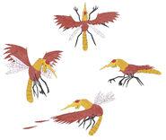 Stymphalian bird by leodilfkaiser d2qvqqy