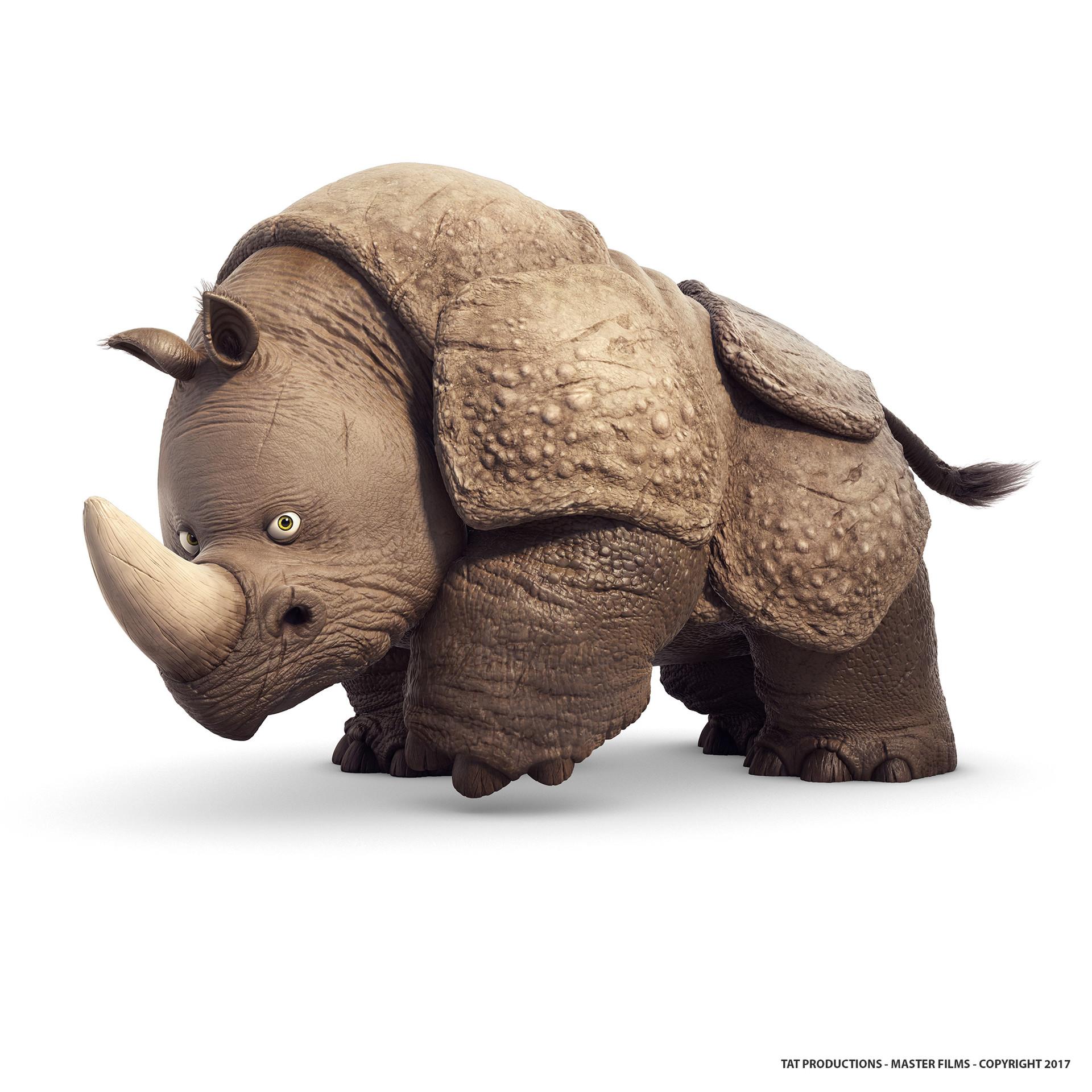 Goliath (The Jungle Bunch)