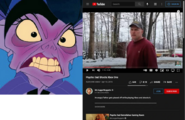 Yzma vs Psycho Dad