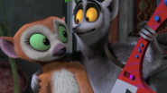 Clover, King Julien, and Keytar