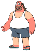 Greg Universe (Steven Universe) as The Old Hag