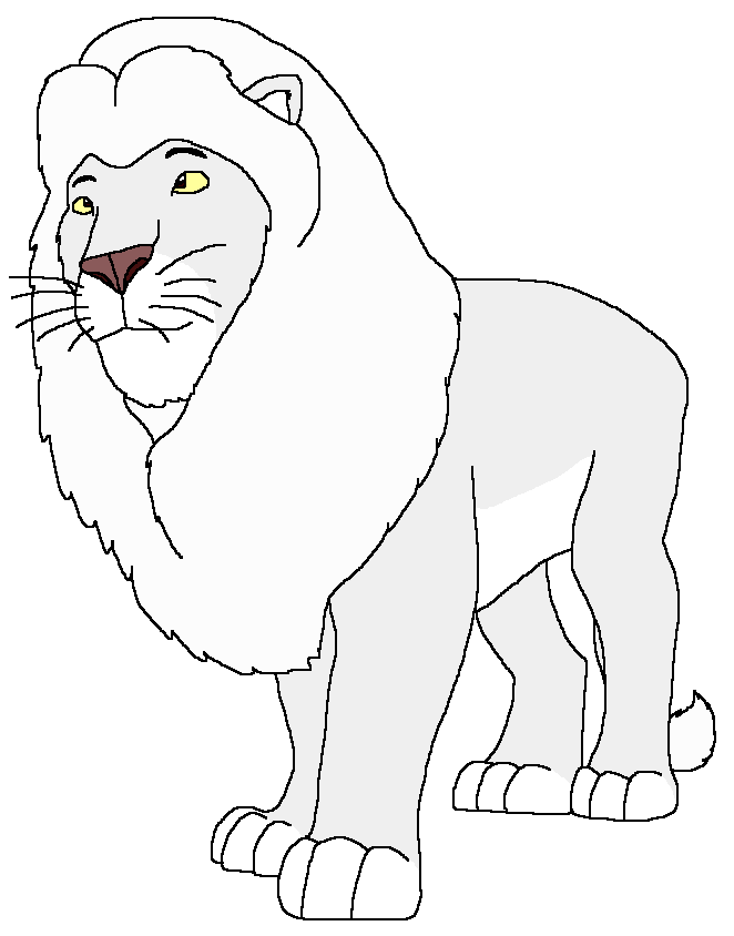 Leo the Transvaal Lion