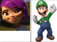 Luigi and Mai