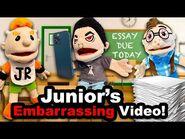 SML Movie- Junior's Embarrassing Video!