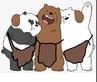 Tarzanized Bears