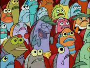 Various Fish (SpongeBob SquarePants)