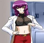 Yuuko Kouzuki's Belly Button 5