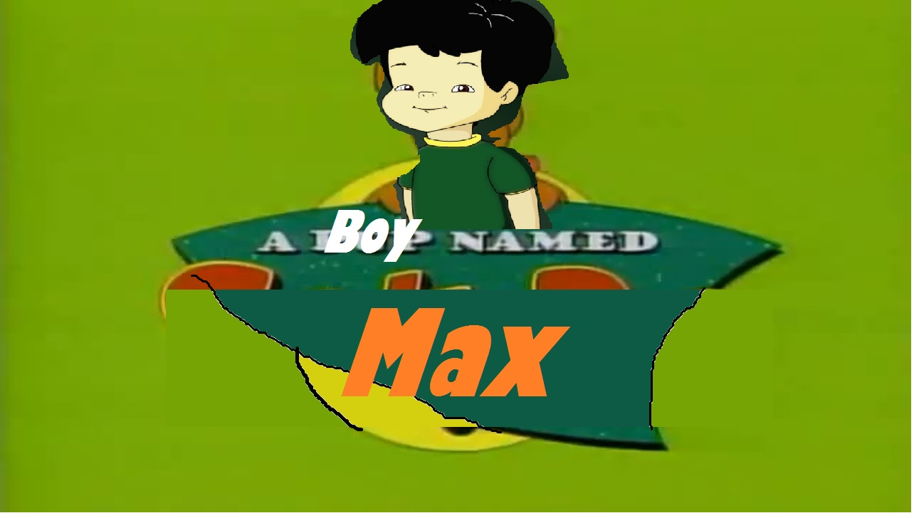 A Boy Named Max