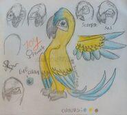 B&G Macaw Joy