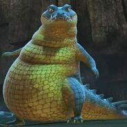Bog The Crocodile