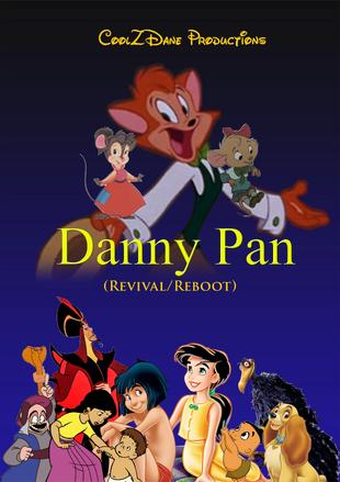 Danny Pan (Revival - Reboot) poster.png