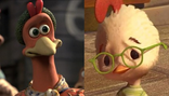 Ginger and Chicken Little
