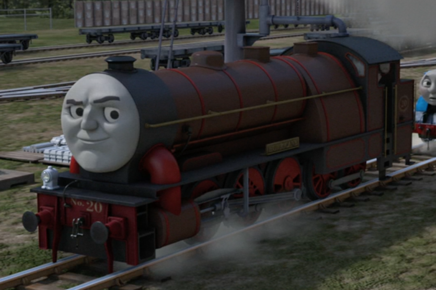 Hurricane (Thomas and Friends)
