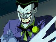 Joker as Jafar