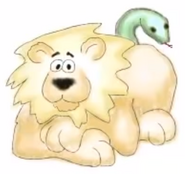 Jumpstart firstgrade animal talk the snake and the lion