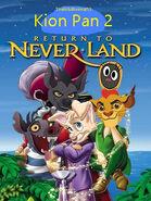 Kion Pan 2 Return to Neverland Poster