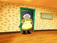 Muriel said about bigfoot