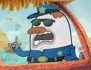 Officer fish