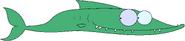 Blubber the Barracuda