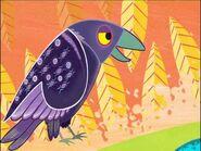 Crow in Tinga Tinga Tales