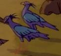 Fantasia 2000 Secretarybirds