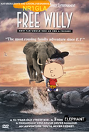 Free Willy (NR1GLA Style) Poster