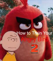 How to Train Your Angry Bird 2 (2014; Movie Poster).jpeg