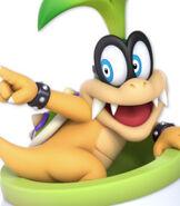 Iggy Koopa in Super Smash Bros. Ultimate