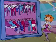 Jane Jetson Wardrobe Vacantion