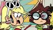 Leni holds up Lisa