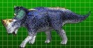 Pachyrhinosaurus kyoryu-king