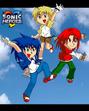 Sonic Heroes Human