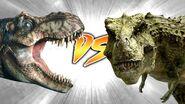 Tarbosaurus vs. Tyrannosaurus Rex
